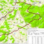 Am harzen :-) 188 km wurden es mit gemütlichen Pausen und netten Schnacks :-)