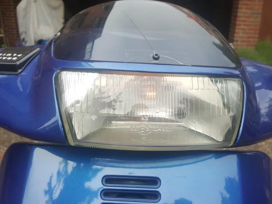 Abblendlicht normale Lampe - Leerlauf