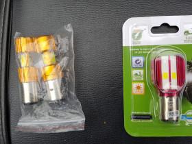 Links 1 x Doppelpack 30W (6€), Rechts 1 x ??W 1100 / 1700 Lumen) Beides Herstellerangaben