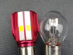 Umrüstung Quartz 50 auf LED