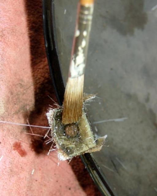 zerbr selte befestigungspunkte der seitenteile reparieren berichte von reparaturen piaggio. Black Bedroom Furniture Sets. Home Design Ideas